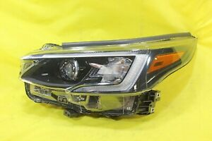 🧁 20 2020 Subaru Legacy Outback (Standard) Left LH Driver Headlight OEM *2 TABS