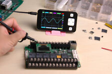 Mini Pocket Ds211 Arm Dso Digital Oscilloscope 1 Msas 200khz Tft Lcd Display
