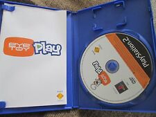 Playstation 2 ps2 Eye Toy Play