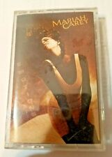 Mariah Carey ‎– Emotions - 1991 Cassette Tape - New, Factory Sealed