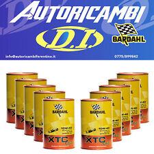 OLIO MOTORE AUTO BARDAHL XTC C60 10W-40 10 LT - LITRI 10
