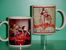 Britney Spears - Circus Tour - with 2 Photos - Designer Collectible Gift Mug 03