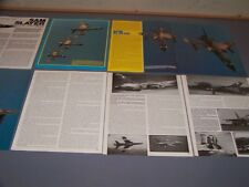 Vintage.Republic F-105 Wild Weasel History.History/Photos/De tails.Rare! (45K)