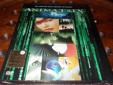 Animatrix (2003) Snapper Dvd ..... Nuovo