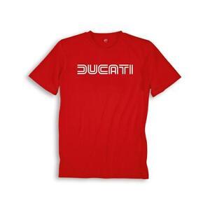 Ducati 80's Ducatiana T-Shirt Red REDUCED