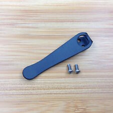 Titanium Pocket Clip For Zero Tolerance ZT0200 ZT0350 ZT0750 ZT0550(1st Gen)