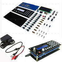 FG085 Digital MiniDDS Function Signal Generator DIY Kit Sine/Triangle+EU Plug