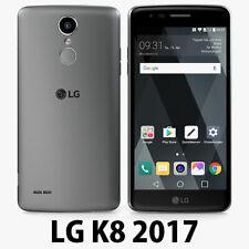 VENDO TELEFONO MOVIL LG K8 2017 COLOR NEGRO FUNCIONA PERFECTAMENTE LIBERADO