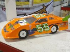 1/8th Assassin dirt Late Model body for Traxxas Slash, SC5M & 1/8th 4x4 buggies