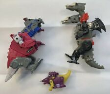 Vintage Transformers G1 Action Figure Hasbro Monsterbot Firecon Takara 1986 Lot