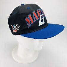 NEW Vintage Mark Martin #6 Valvoline Racing Adjustable Hat NASCAR Sports Design