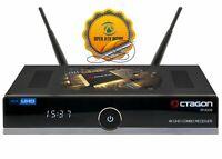 OCTAGON SF8008 4K UHD DVB-S2X DVB-C/T2 Combo Sat Receiver + Open ATV 6.4