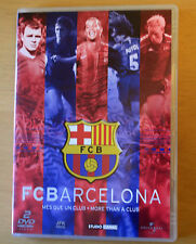 AS NEW! FC BARCELONA MORE THAN A CLUB / MES QUE UN CLUB (2 DVD SET) R2