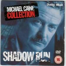 SHADOW RUN - PROMO DVD: MICHAEL CAINE, JAMES FOX, KENNETH COLLEY, TIM HEALY