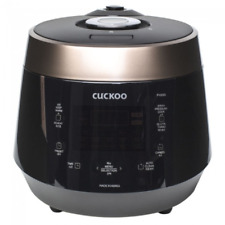 Cuckoo Electric Heating Pressure Rice Cooker CRP-P1009S (Brown)