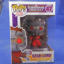 Funko Pop! Vinyl Bobblehead Marvel Guardians of the Galaxy #47 Star Lord