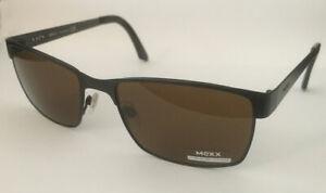 MEXX Sonnenbrille Herren Mod. 6165 schwarz metall UV400