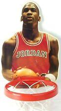 Ohio Arts Vintage NBA Michael Jordan Mini Hoop Wall Ball Basketball Net Toy 90s