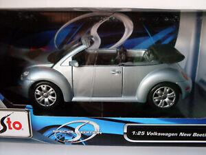 Volkswagen Nouvelle Coccinelle Cabriolet, Maisto Modèle Auto 1:24