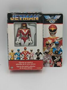 Vintage Jetman Diecast Figure CIB