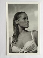CARTE POSTALE JAMES BOND GIRL URSULA ANDRESS DOCTEUR NO POSTCARD