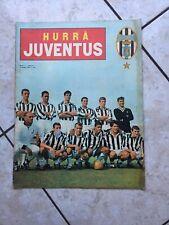 Rivista Hurra' Juventus Anno 1 N.9/1963 Con Poster Di Sivori