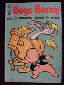 FOUR COLOR #338 BUGS BUNNY DELL COMICS GOLDEN AGE