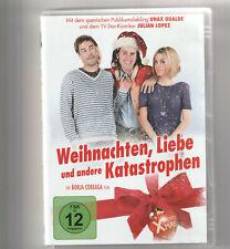 DVD Weihnachte,Liebe und andere Katastrophen