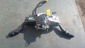HONDA CR-V MK2 2005-2006 INDICATOR WIPER STALK LIGHT SWITCH WITH SQUIB