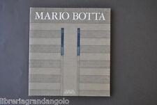 Architettura Progetti Mario Botta Electa Frampton Battisti Milano 1979