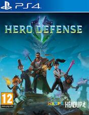 Hero Defensa (PS4) Nuevo y Precintado - en Existencia - Envío Rápido