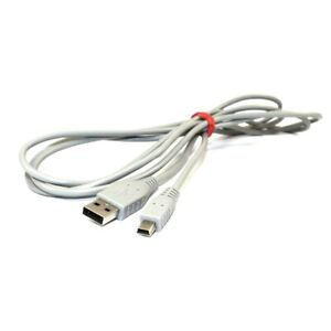 Wii U official USB on Mini USB cable  WUP018 [Nintendo]
