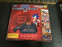 Sega Mega Drive 2 Mega 6 Boxed Console PAL (B0242)