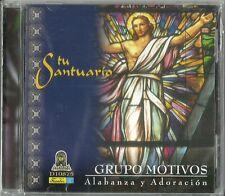 Tu Santuario  Alabanza Y Adoracion Latin Music CD