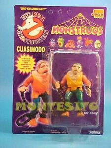 VINTAGE GHOSTBUSTERS * QUASIMODO MONSTER * ARGENTINA by JOCSA 1986 * NEVER USED