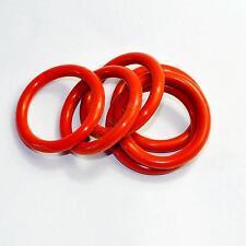 20pcs 30mm Tube Dampers Silicone Ring fit shuguang EL34 EL34B Audio Vacuum Amp