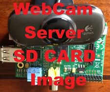 Raspberry Pi3 CamMotion Server SD Image Noobs Motion Detection & Network Share