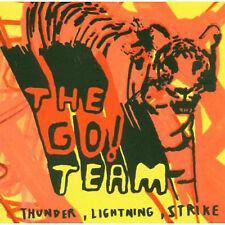 GO TEAM THUNDER, LIGHTNING, STRIKE CD Album LTD EDN