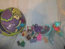 """Zoobles Sega Spin Master Littlest Pet Shop Play Set Polly Pocket Accessories 12"""""""
