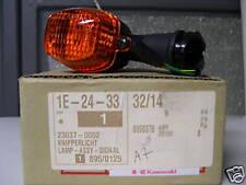 NINJA ZX6R ZX636 - CLIGNOTANT KAWASAKI NEUF 23037-0002 KNIPPERLICHT OEM