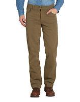 Wrangler Texas Stretch Jeans Mens Espresso Light Regular Soft Fabric Chino Style