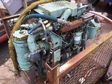 Narrowboat Ice Cream Truck Marine Perkins 4108 Diesel Engine EX-MOD