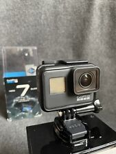 "GoPro HERO7 Black Waterproof Action Camera 4K HD 12MP - ""Mint Condition"""