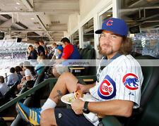 Eddie Vedder Pearl Jam Chicago Cubs Jersey 2017 World Series Champions
