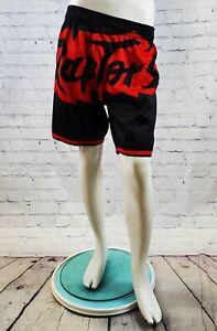 New w/ Tags Mitchell & Ness Toronto Raptors Hardwood Classics Shorts M -BBJ1545