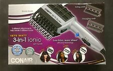 Conair 1875 Watt 3-in-1 Ionic Hair Styler - New (XL-5)