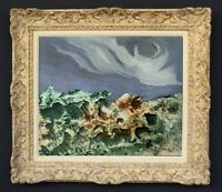 LILY MASSON (1920-2019) Fille du peintre André MASSON // Oeuvre Surréaliste (1)