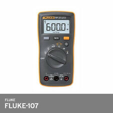 Fluke 17B+ Digital multimeter Tester DMM IP40 10A AC/DC LED CAT3 600V FedEx