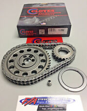 Cloyes 9-3100AZ Hex-A-Just Small Block Chevy Z CHAIN .250 Roller Race Timing Set