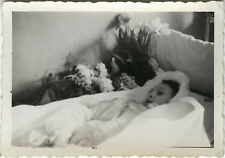 PHOTO ANCIENNE - VINTAGE SNAPSHOT - POST MORTEM ENFANT MORT - CHILD DEAD DEATH 2